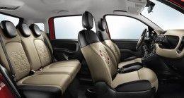 Fiat New Panda Interior