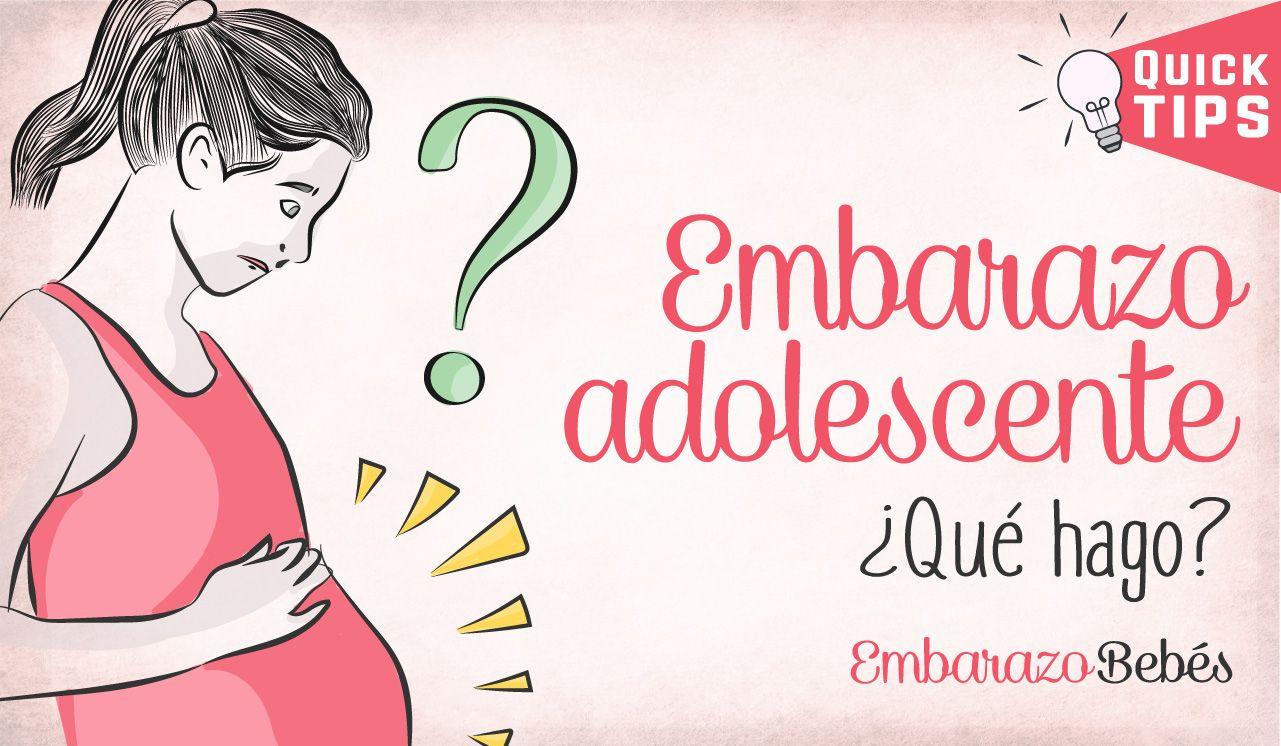 Embarazo Adolescencia Embarazo Precoz Embarazo Adolescente Embarazo
