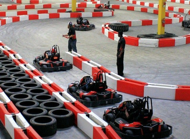 Go Karts Jacksonville Fl >> Things To Do In Jacksonville Autobahn Indoor Speedway Jacksonville