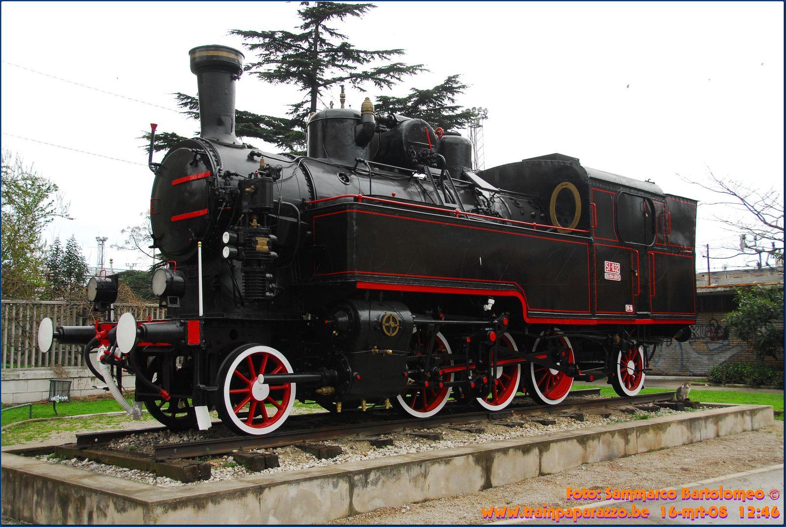 Jz 51 032 Rijeka Rijeka Locomotive Zagreb