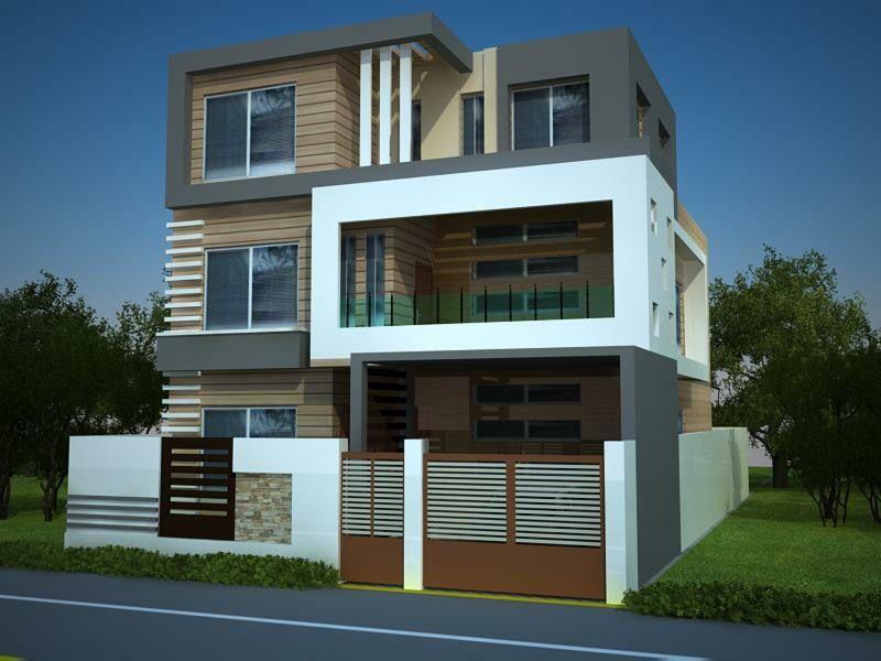25 Feet Front Elevation House Elevation House Front Design House Design
