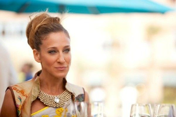 SJP as Carrie in Abu Dhabi - Sex & The City movie 2