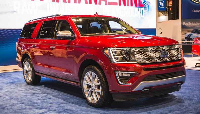 2018 Ford Expedition - Bigger, EcoBoostier, Aluminumier
