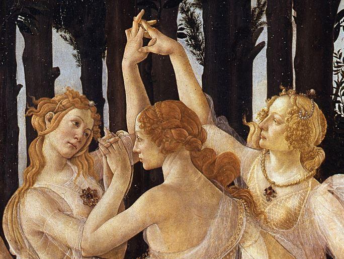 three women renaissance painting - Google Search