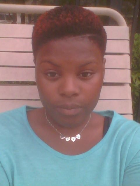 4a twa hairstyles- natural tapered