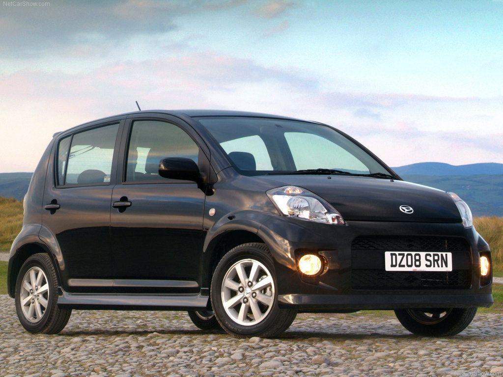 Mobil Daihatsu Sirion Gadai Bpkb Dengan Gambar Daihatsu Mobil