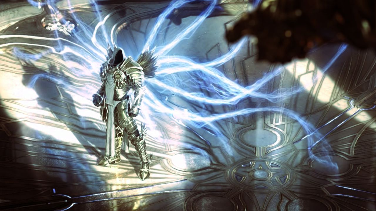 Tyrael Wallpapers Wallpaper Cave In 2019 World Of