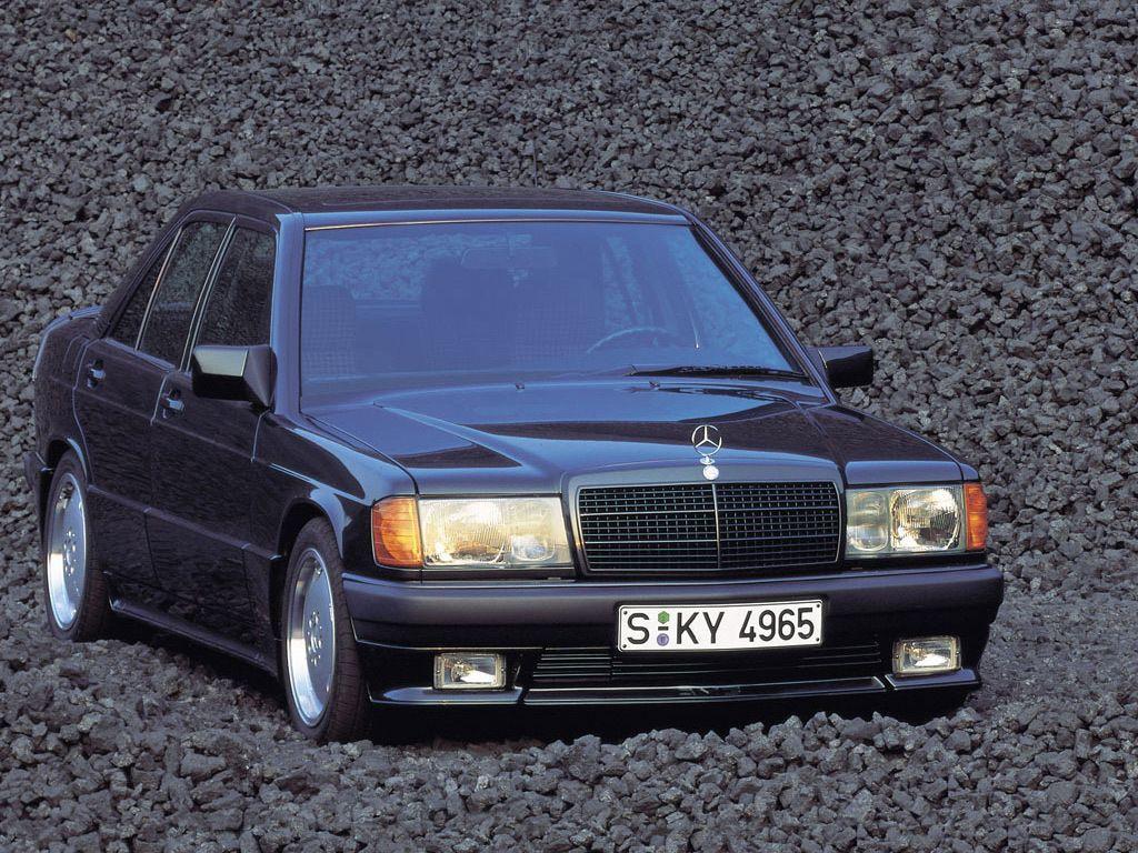 1992 1993 Mercedes Benz Amg 190e 3 2 Mercedes Benz Pinterest