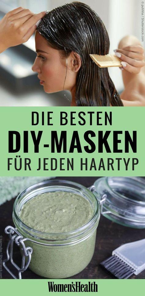 5 easy Haarkur-Rezepte #naturalcures