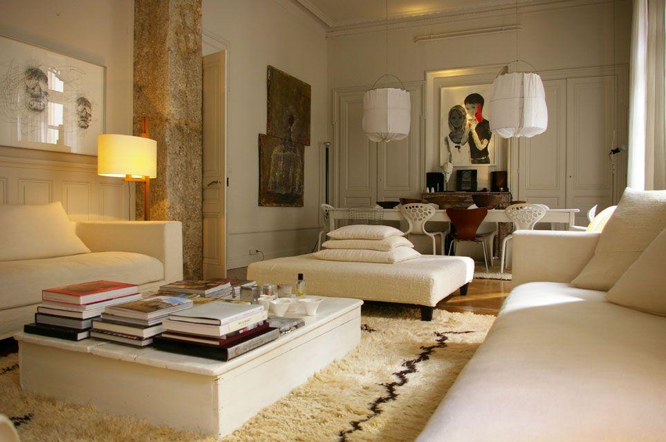 Furniture Interior Design By Maison Hand Modern French Interiors French Interior Design Small Apartment Design