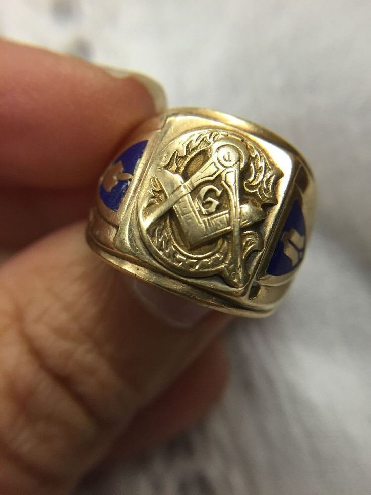 Antique Kkk Ring