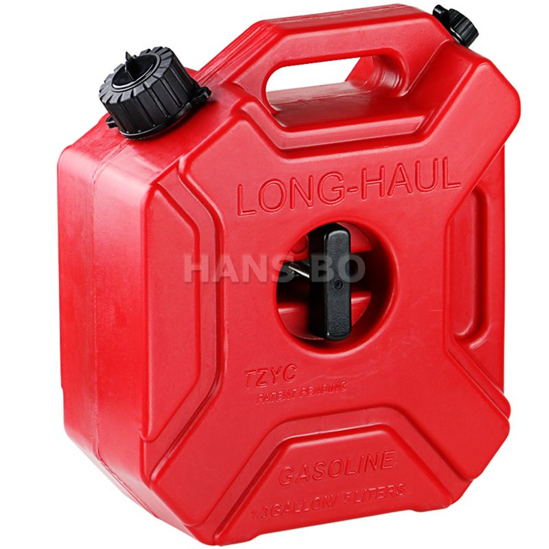 5l Fuel Tank Cans Spare Plastic Petrol Tanks Mount Motorcycle Car Jerrycan Gas Can Gasoline Oil Container Fuel Jugs Accessory In Petrol Ca Gas Cans Petrol Oils