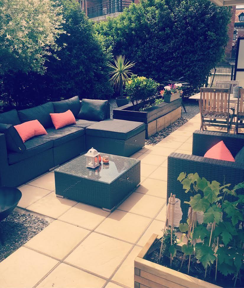 Beautiful Alice Garden Table De Jardin En Resine Tressee Photos ...