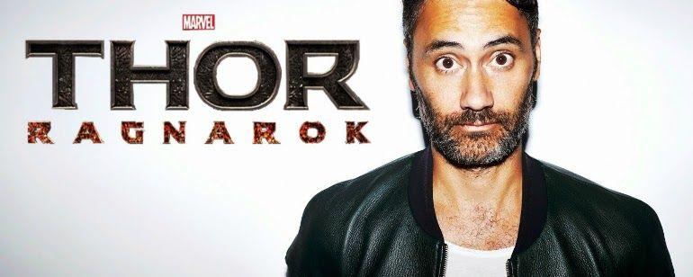 """Thor: Ragnarok: Taika Waititi quiere dirigir también la cuarta entrega  """"La tercera parte de la saga de películas del Dios del Trueno llega a los cines españoles el 27 de octubre de 2017."""" Thor: Ragnarok s..."""
