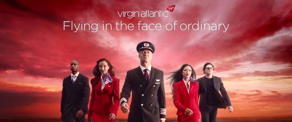 advertising Virgin campaign revenue atlantic