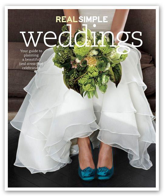 Real Simple Weddings Magazine 2017