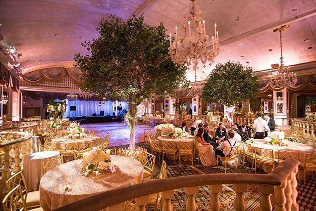 Brides A Glamorous New York City Wedding At The Pierre Hotel