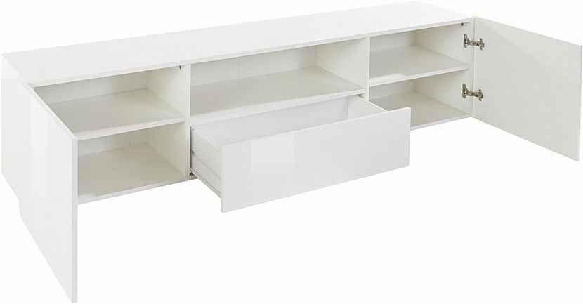 Tecnos Lowboard Breite 130 Cm Oder 200 Cm Kaufen Lowboard Holzwerkstoff Und Wolle Kaufen