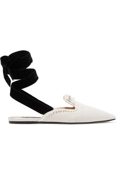 ATTICO . #attico #shoes #flats