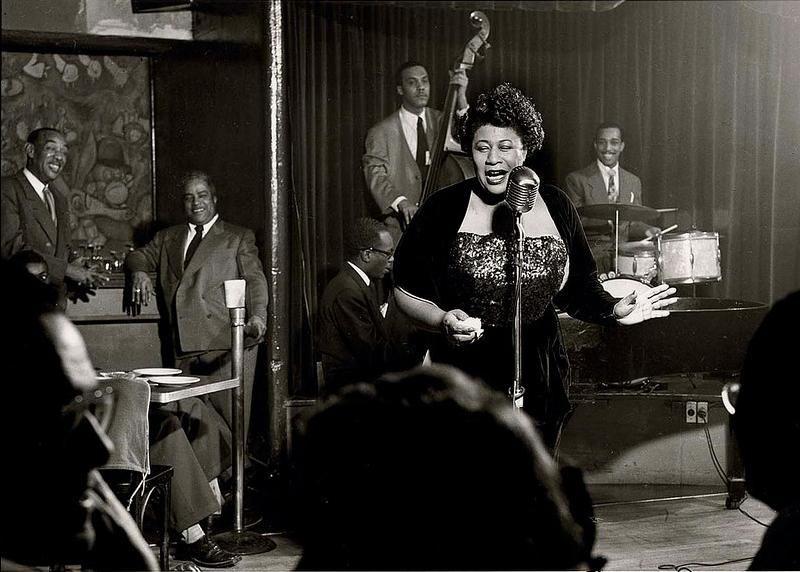 Ella Fitzgerald in New York City (1949)