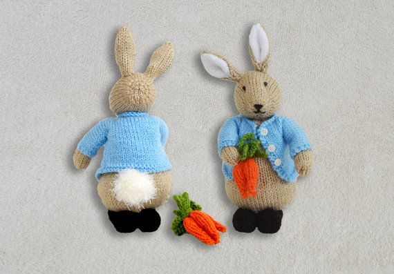 Peter Bunny Rabbit Toy Can Also Be Bought From The Designer Website