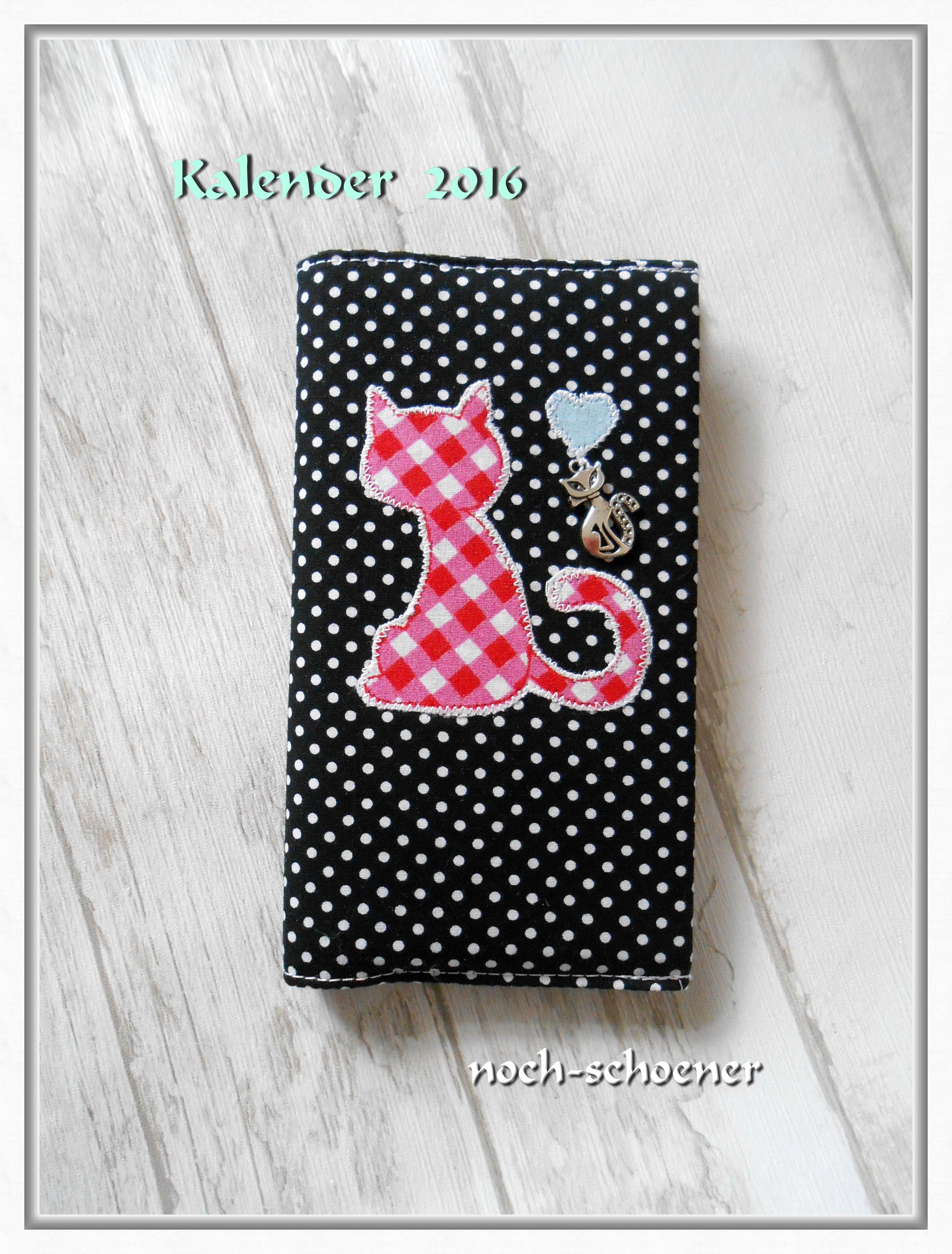 wunderschöner Taschenkalender für Katzenfans #christmas #x-mas #gift #christmas gift