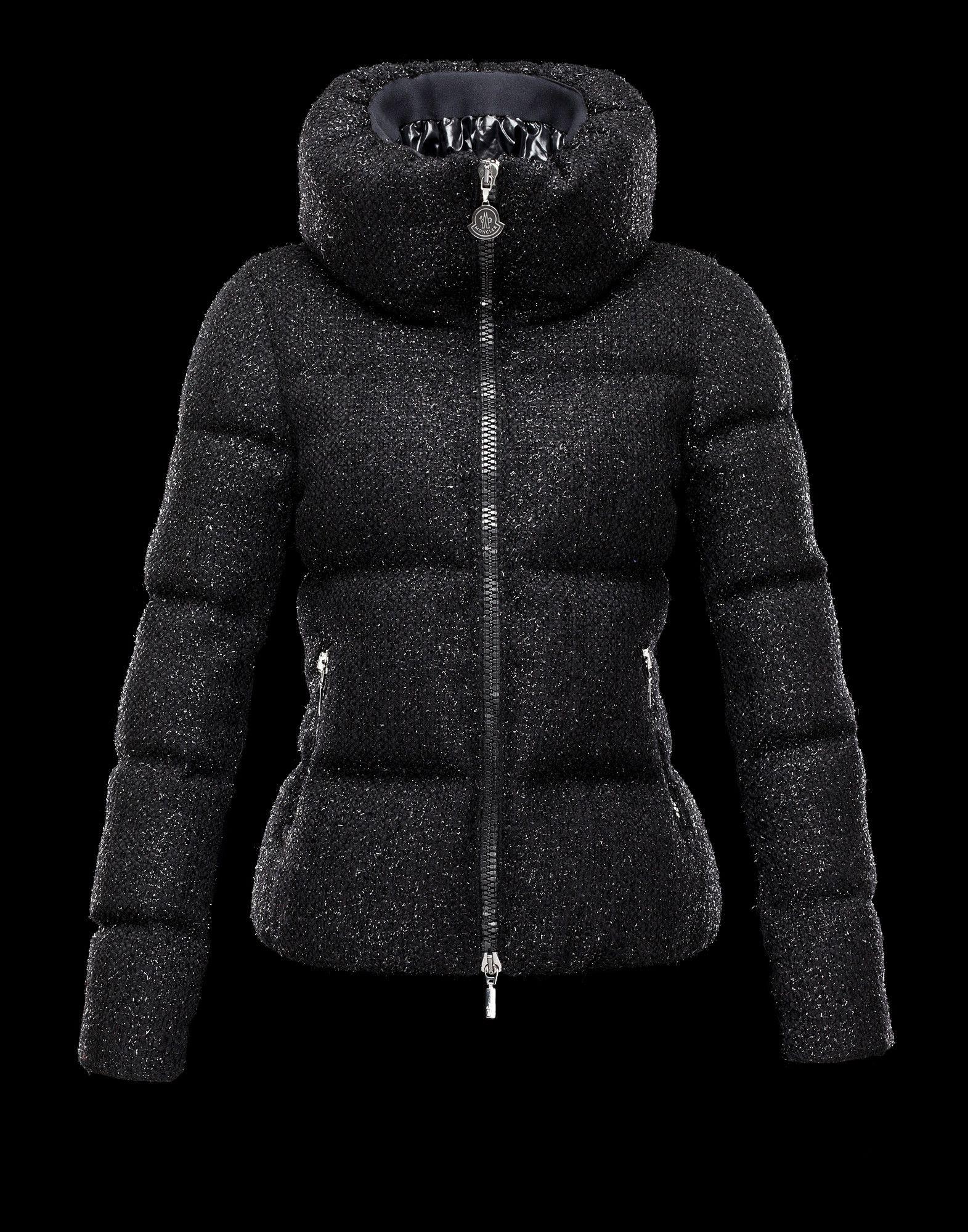 0f72ad3ba MONCLER Women - Fall/Winter 12-13 - OUTERWEAR - Jacket - RATEL | SKI ...