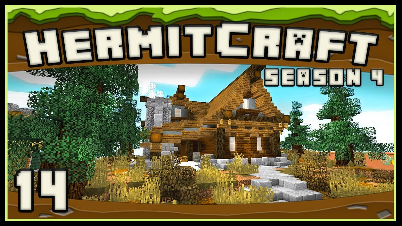 HermitCraft 4: Creating A Themed Minecraft Landscaping ...