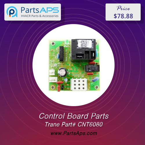 Defrost Control Board For Trane Part CNT6080 Heating