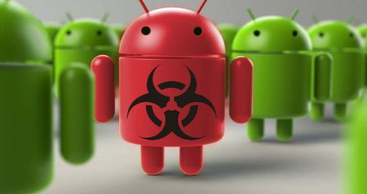 Found New Android malware with neverbeforeseen spying