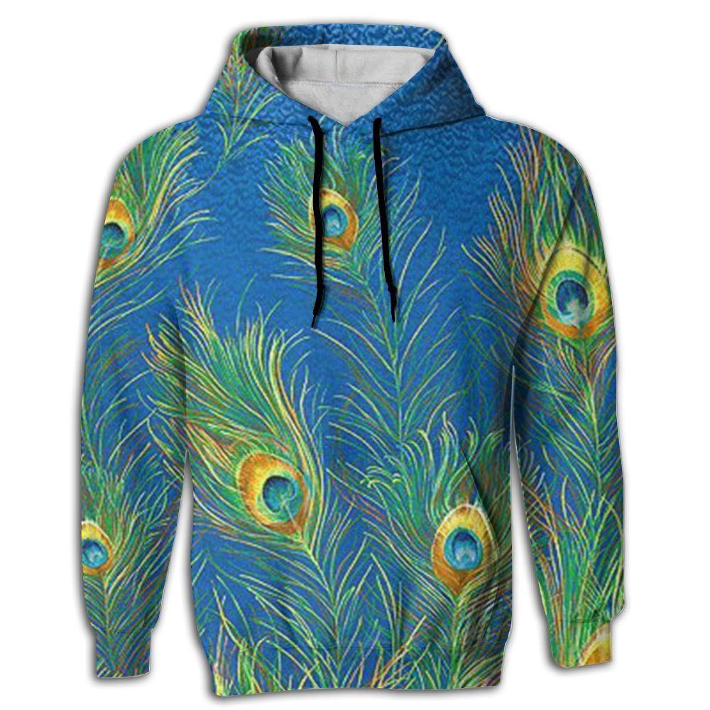 Paskcc Men S Hoodie Best Tunic Pullover Peacock Tail Animal Athletic Affiliate Galaxy Hoodies Men Hoodies Pullover [ 1000 x 1000 Pixel ]