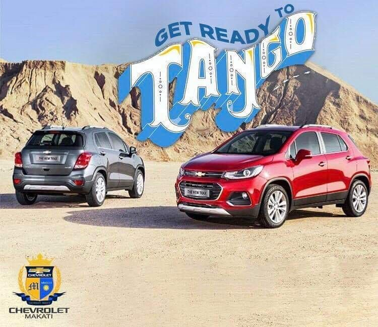 Get Ready To Tango Chevrolet Chevy Trax Chevytrax Chevrolettrax Trax Suv Compactsuv 5door Chevrolet Trax Chevrolet Trailblazer Chevy Trailblazer