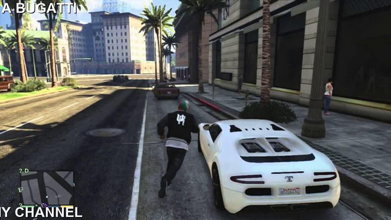 Gta 5 Cheats To Spawn A Bugatti