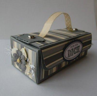 Kimba-Slydog's Creativ-Blog: Workshop Gift-Case