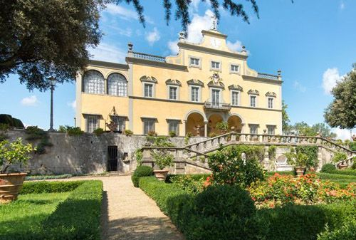 For Sale Luxury Villa Antinori near Florence, Italy