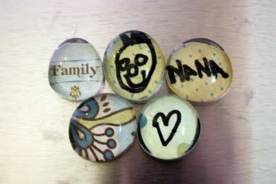 Love these for gifts for grandma, teachers, brothers, sisters or anyone!! Let your little artist make their own and the will be so happy to give a personalized gift to someone they love.