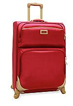 Jane 20-in. Carry-on Expandable 4-Wheel Spinner Red $53.99