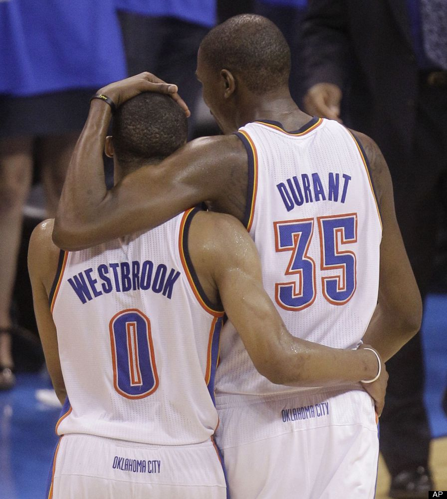 Thunder Beat Heat, 10594, In Game 1 NBA Finals Durant