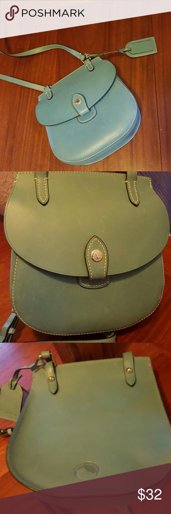 Dooney and Bourke Purse Light Blue dooney and bourke purse Dooney & Bourke Bags Crossbody Bags