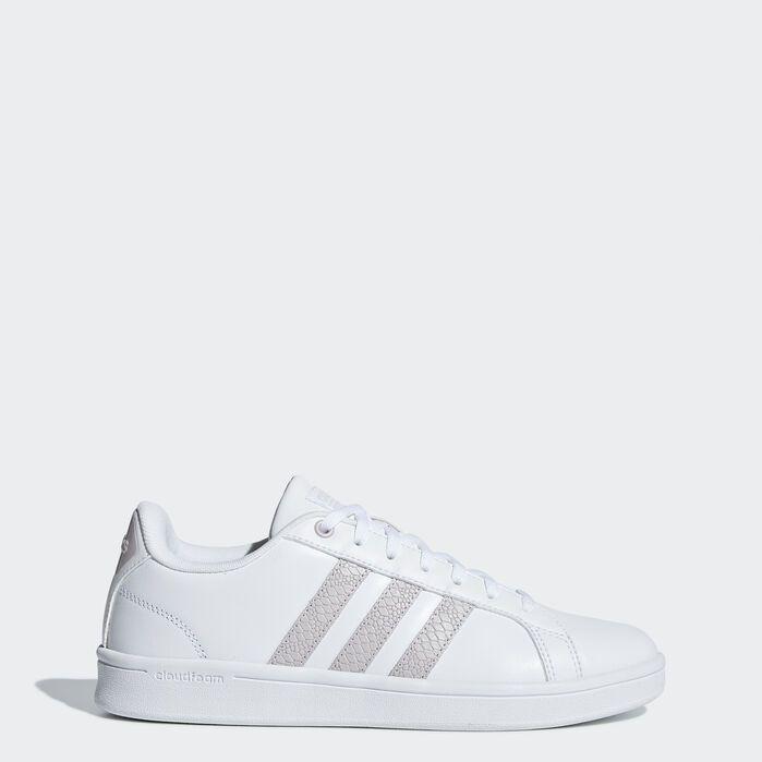 Cloudfoam Advantage Shoes Cloud White Womens | Adidas