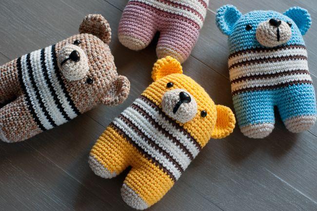 Amigurumi Learn : Lanukas more reasons to learn crochet amigurumi