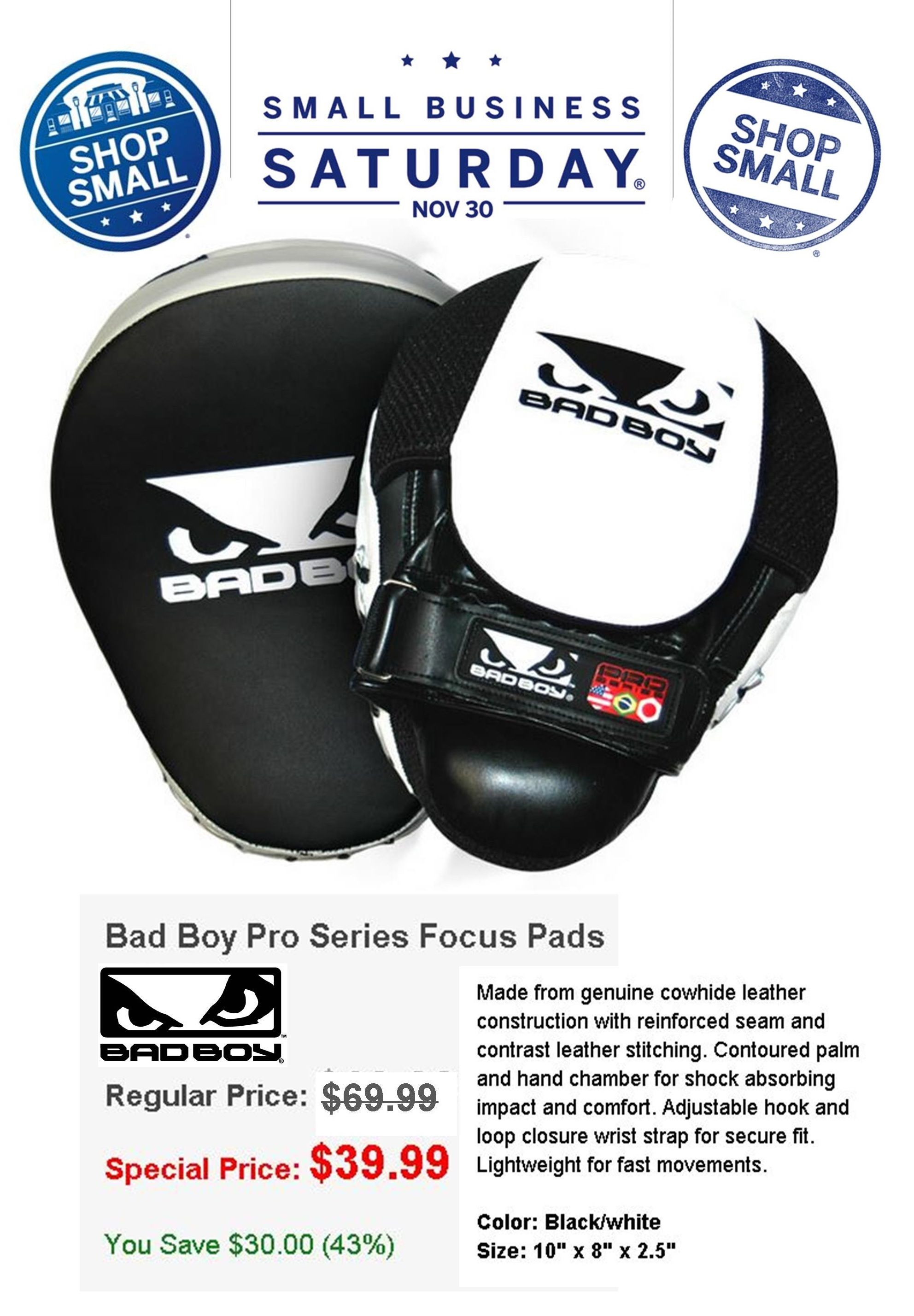 Class One Is Having A Super Sale On Select Mma Muay Thai And Boxing Gear On Small Business Saturday November 30th Cash Sales En Bad Boys Boys Combat Training