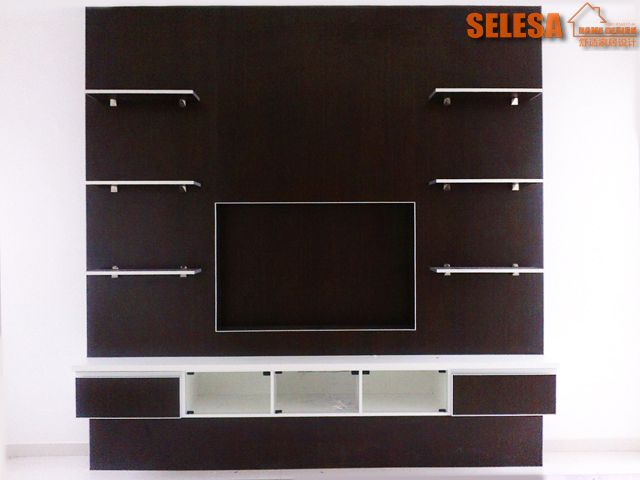 Tv cupboard designs for hall room design ideas anurag for Lcd wall unit designs for hall
