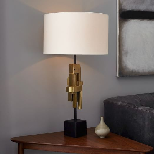 Room Cubist Table Lamp