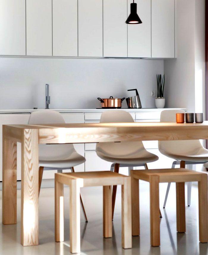 Pure White Apartment von Magdalena Dyczak #purewhite