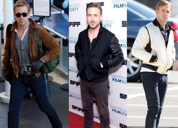Pin By Sara Wong On Bomber Jackets Ryan Gosling Style Ryan Gosling Drive Jacket Fashion
