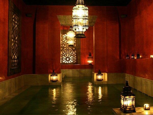 Baños árabes Aire De Sevilla Sevilla Spa Rooms Massage Room