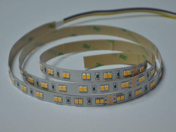 2835 120ledm Led Strip Light With Images Led Strip Lighting Led Strip Lighting