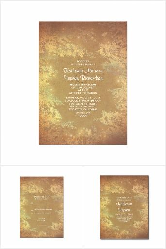 String Lights Dreamy Forest Wedding Collection