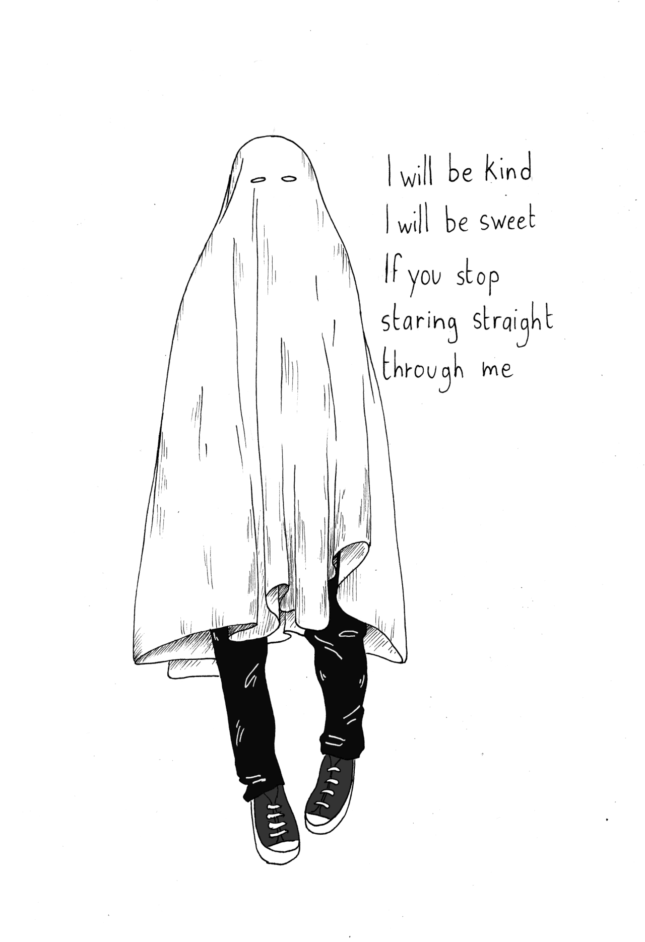 """traitspourtraits: """"""""Ghosting"""" - Mother mother """" 